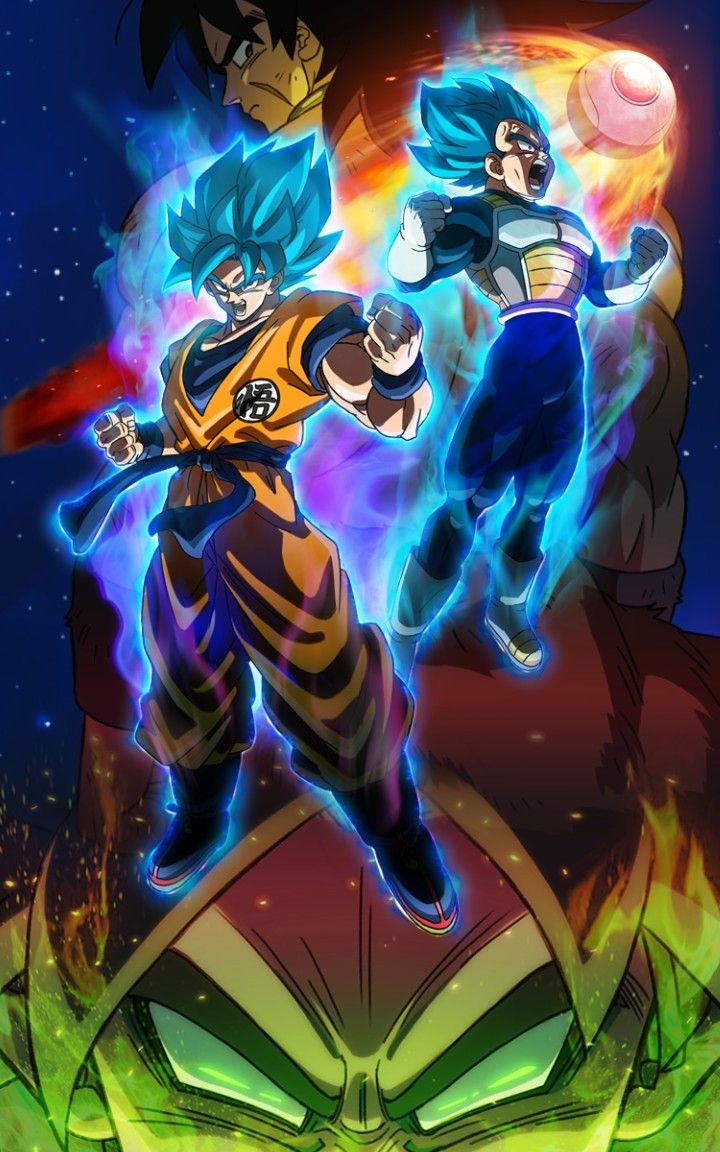 Broly Goku Vegeta Dragon Ball Super Dragon Ball Gt Dragon Ball Dragones