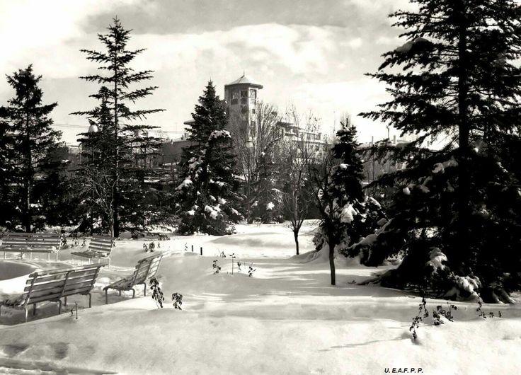 Güven park ve Uybadin Köşkü