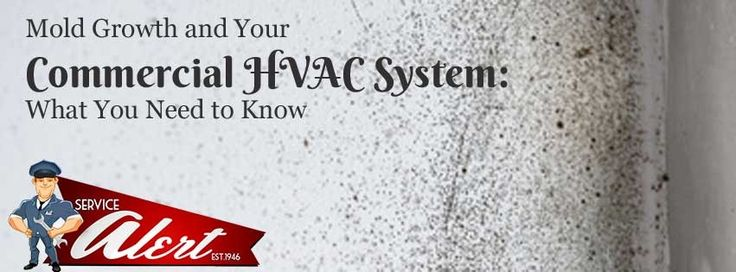 Mold Growth and Your Commercial HVAC System: What You Need to Know https://www.alertac.com/mold-growth-commercial-hvac-system-need-know/
