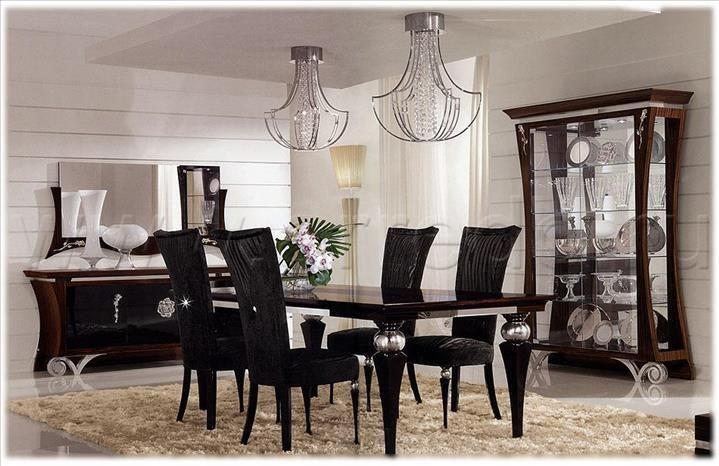 Композиция столовые комнаты Charme-4, производитель REDECO, коллекция CHARME – элитная мебель из Италии в салоне «ARREDO»
