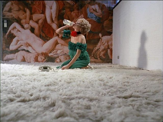 One of my favorite film images of all time. The Bitter Tears of Petra von Kant - Rainer Werner Fassbinder