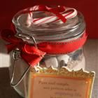 Best Hot Cocoa Mix Ever! Sub peppermint vanilla sugar for a portion of the confectioner's sugar and serve with peppermint marshmallows for a treat!