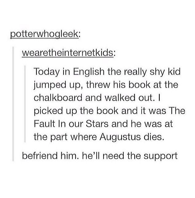 bless him.