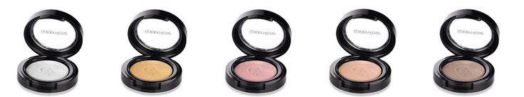 Sombras de ojos Golden Rose http://www.makeupshadow.com