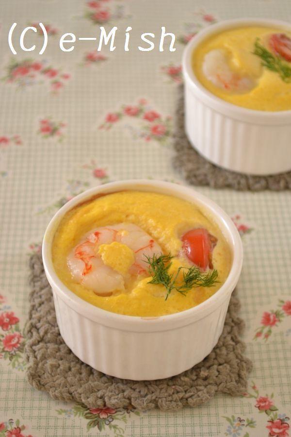 海老とミニトマトのフラン by 柴田真希 | レシピサイト「Nadia | ナディア」プロの料理を無料で検索