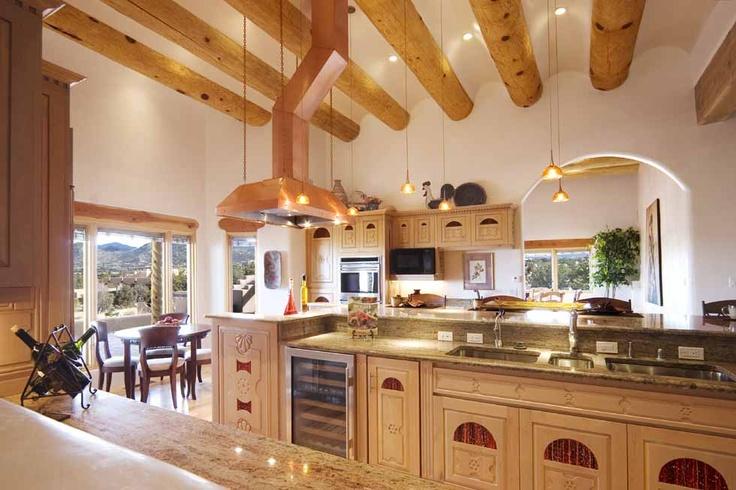 Santa Fe NM Kitchen