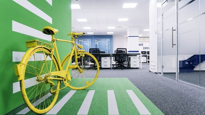 NTT Data Romania Office by Morphoza, Cluj-Napoca – Romania » Retail Design Blog