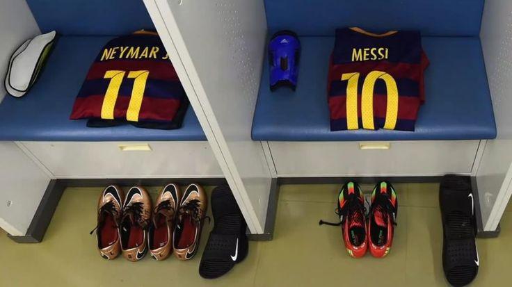 Lionel Messi souhaite « bonne chance » à Neymar pour son départ du Barça! - Pause Sport