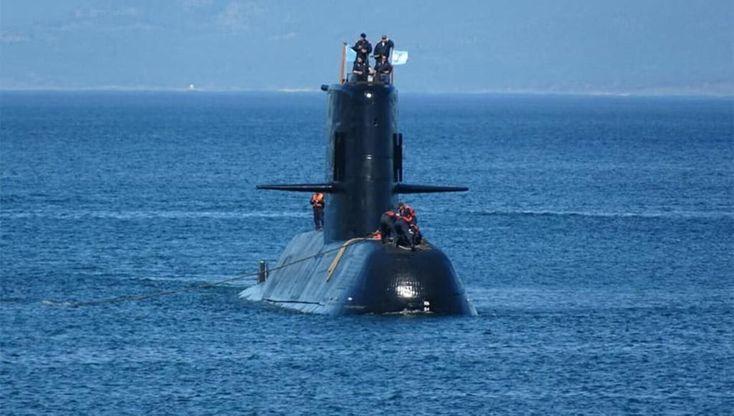 Submarino: revelan documentos secretos