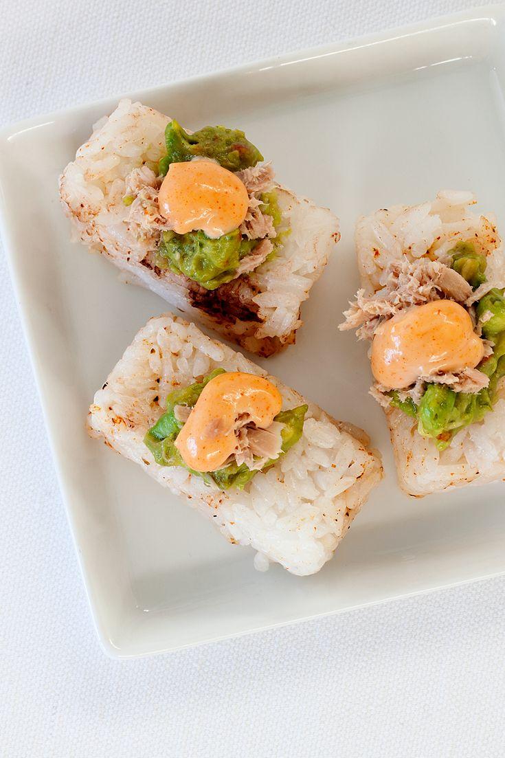 #Epicure Tex-Mex Petite Sushi #portioncontrol