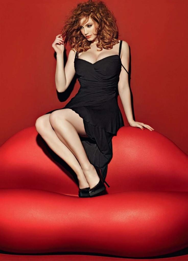 Christina Hendricks: Sexy, Beautiful, Redheads, Christina Hendricks, Women, Hair, Photo