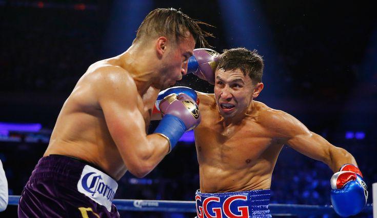 Gennady Golovkin stoppe David Lemieux au 8e round