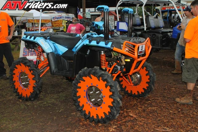 Big Four Wheelers >> Bad 2 the Bone Polaris with Spectra Chrome and Crushlocks | Crankyape | Pinterest | The o'jays ...