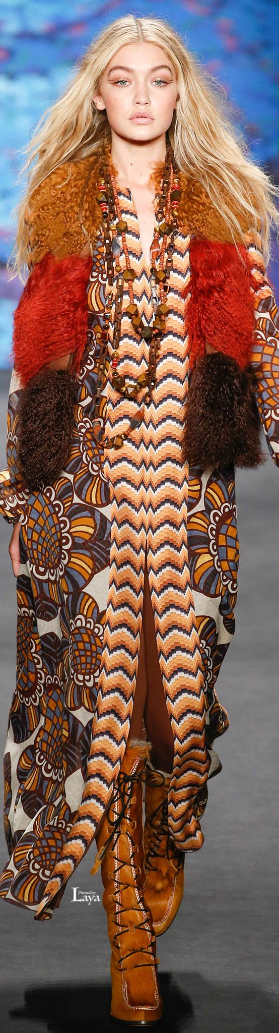 Anna Sui Fall Winter 2015-16 RTW