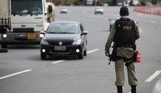 Taís Paranhos: Polícia Rodoviária Federal informa paralisação de ...