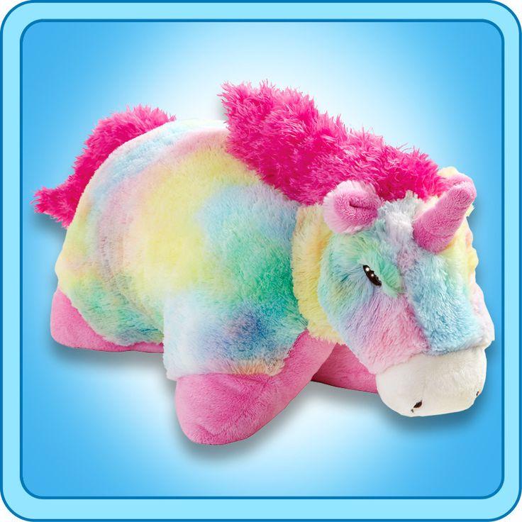 Rainbow Unicorn | My Pillow Pets® Canada