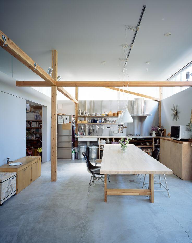 成瀬・猪熊建築設計事務所 » スプリットハウス もっと見る