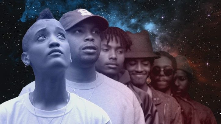 The internet looks to the cosmos in search of the perfect woman - Possibly the chillest part of the Odd Future collective, Syd Tha Kyd's smooth voice and Kaytranada's production just hooked up some modern soul. Girl by The Internet