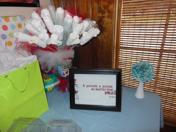thing 1 and thing 2 baby shower good ideas pinterest