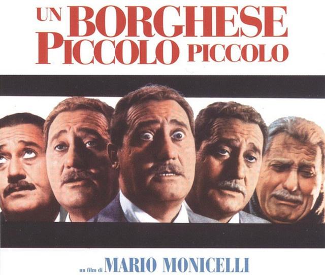 Un borghese piccolo piccolo di Mario Monicelli  con Alberto Sordi