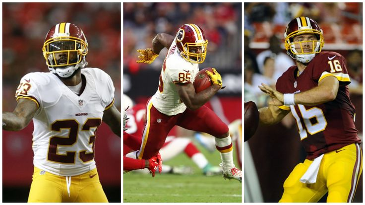 Need to Know: Examining the roles of the Redskins' players over 30