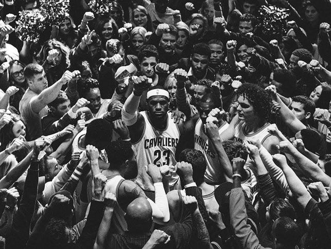 A Visitors Guide: Cleveland Cavs Playoffs. GO CAVS!