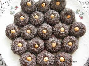 arap tatlısı tarifi,kakaolu haşhaşlı şekerpare tarifi