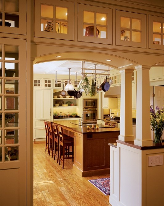 21 Best Kitchen Arch Images On Pinterest Traditional Kitchens Kitchen Ideas And Kitchen Islands