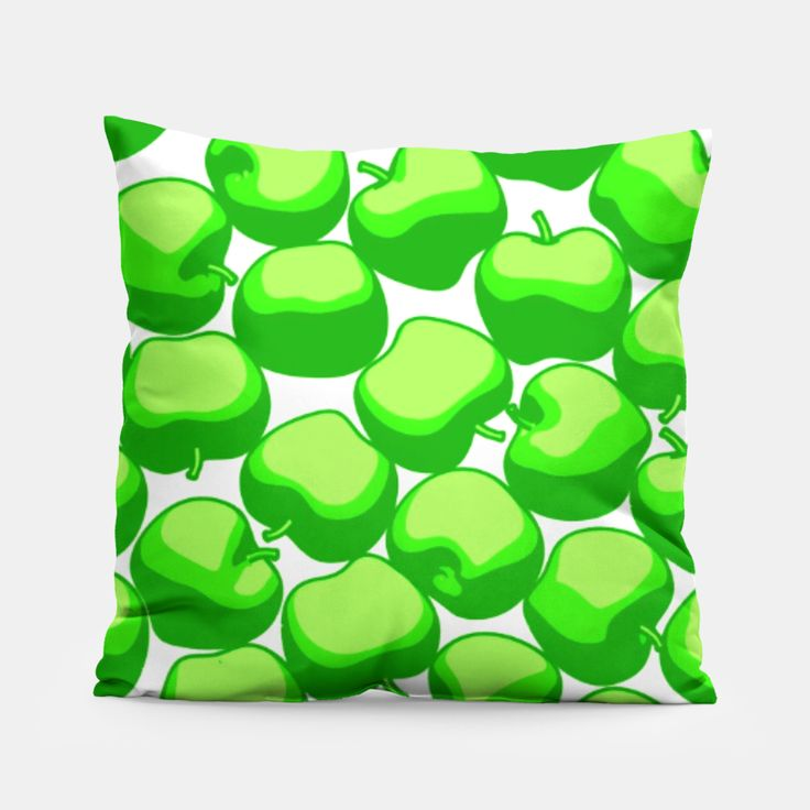 How Do You Like Them Apples Pillow, Live Heroes