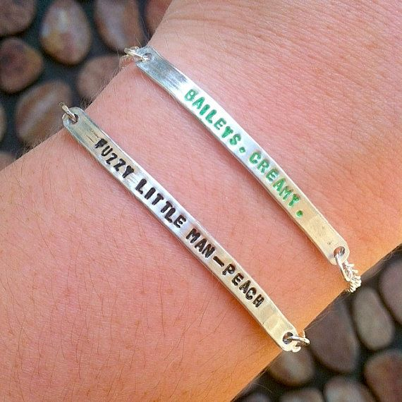 The Mighty Boosh Old Gregg Quote Bracelet, Made-to-Order