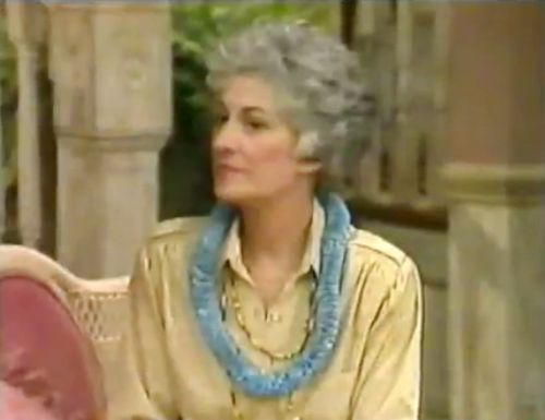 Amanda's Bea Arthur | Bea Arthur fan site. - Bea Arthur in Amanda's, episode 2, 1983 (by ...