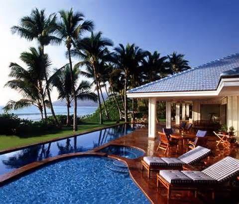 Beach House Giardini esterni, Case al mare e Case