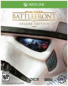 Amazon Reveals Exclusive 'Star Wars Battlefront' Deluxe Edition For PS4 And Xbox One