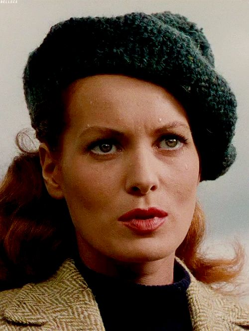 Maureen O'Hara in The quiet man .