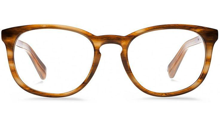 Lyle eyeglasses English Oak