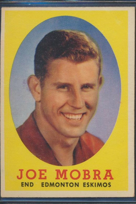 1958 Topps CFL