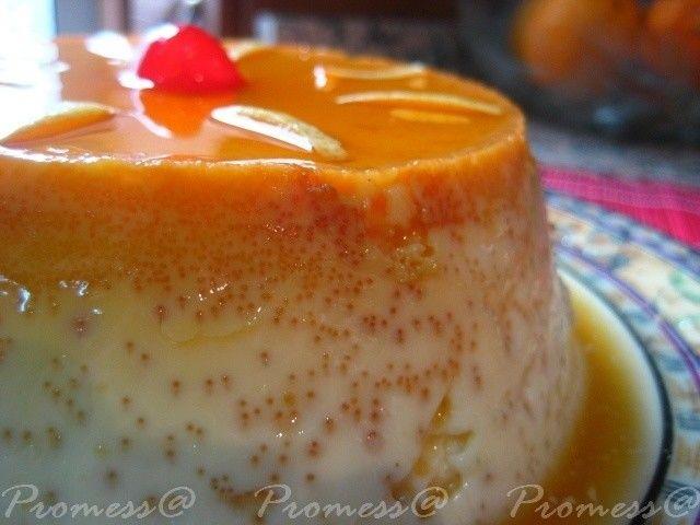 Flan de Huevo en olla a presión. ¿De verdad un flan puede tener esta pintaza? ¡¡Sigue la receta y compruébalo!! http://www.mis-recetas.org/recetas/show/8560-flan-de-huevo-en-olla-a-presion