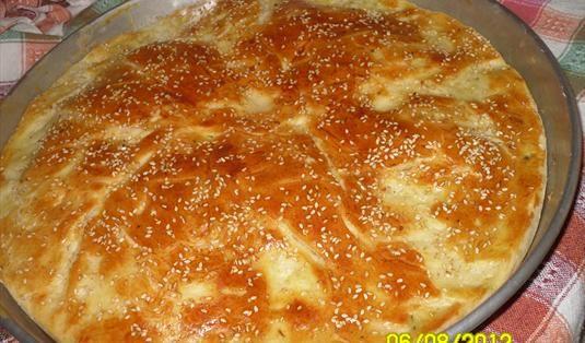 Mayalı Patatesli Tepsi Böreği Tarifi / Marifetlitarifler'den yemek tarifleri
