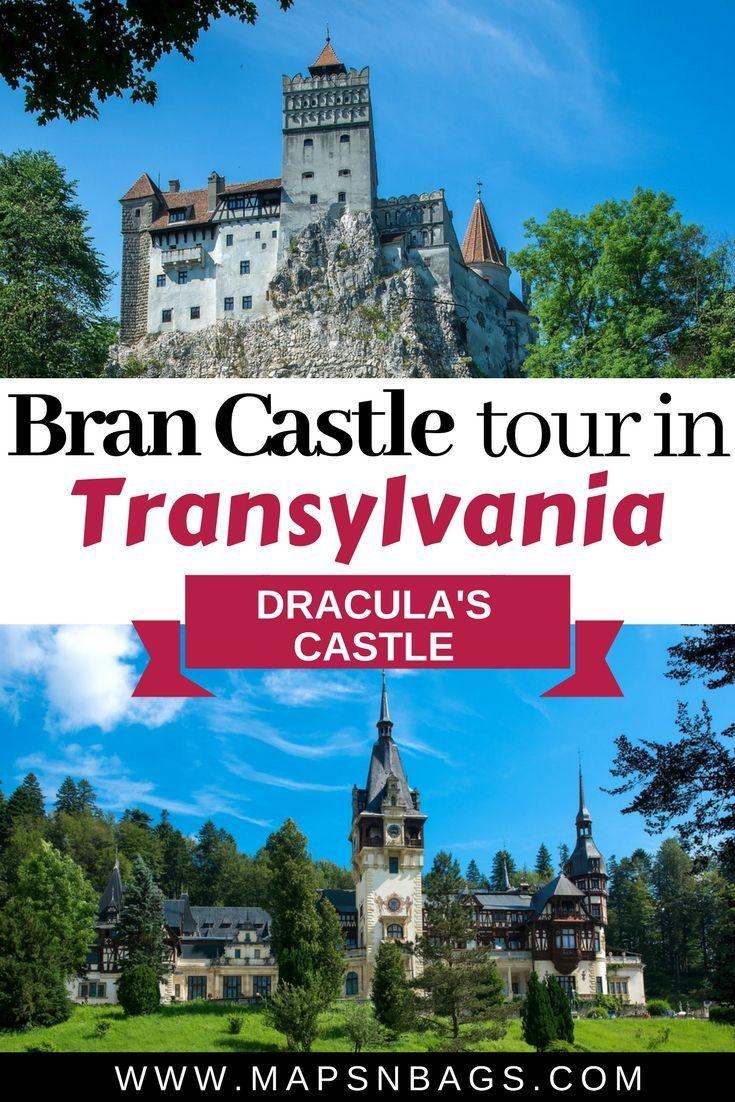 Bran Castle Tour In Transylvania Dracula S Castle Europe Travel Romania Travel Europe Travel Destinations
