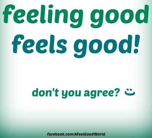 Feelings Good Quotes: 44 Best Feel Good Quotes Images On Pinterest