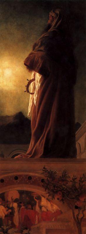 Lord Frederick Leighton: Joseph of Arimathea