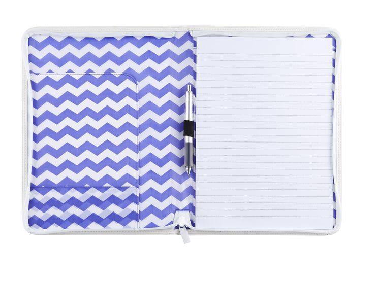 Document folio purple
