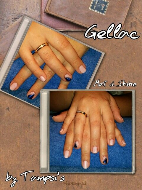 Gellac matte and shine by Tampsi's