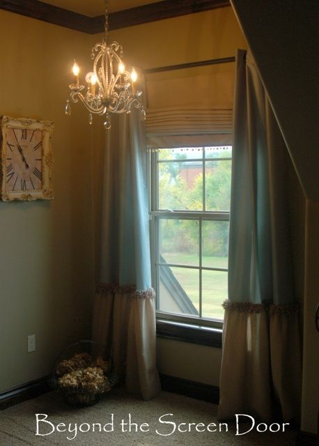15 Must-see Cream Bedroom Curtains Pins | White bedroom curtains ...