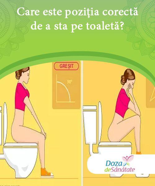 Care este poziția corectă de a sta pe toaletă?   Dacă adopți poziția corectă de a sta pe toaletă, ai parte de multe beneficii pentru sănătatea organismului. Află din acest articol despre ce este vorba!