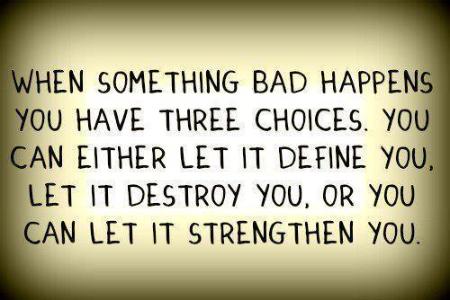 Strength..