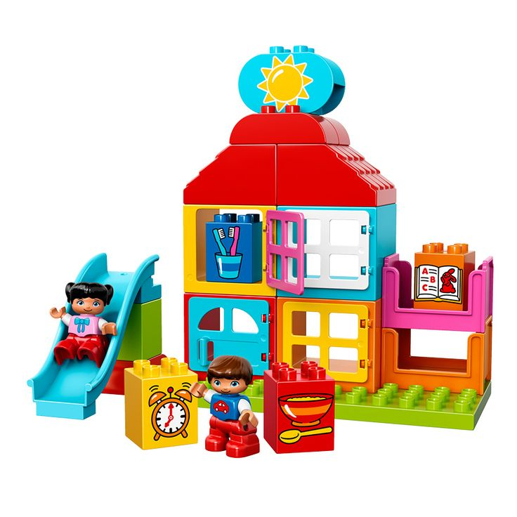 """LEGO DUPLO My First Playhouse 10616 
