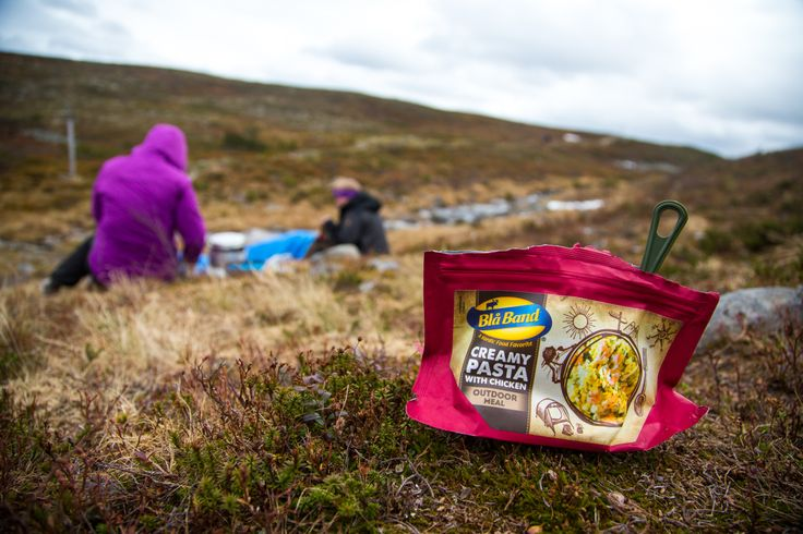 Some people manage with a strict pasta diet on hikes but I just get so hangry.
