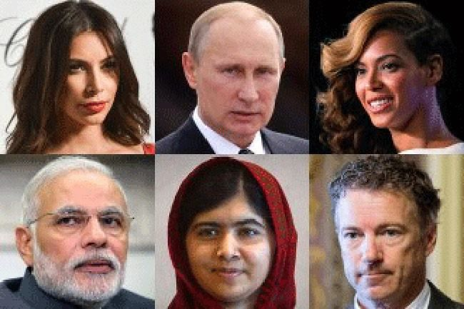 Time Person of the Year poll is on.....