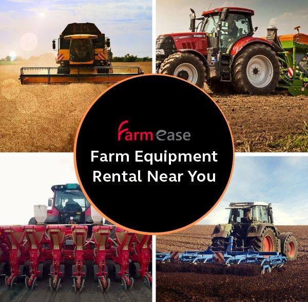 Farmease A Farm Equipment Market Place That Allows Farmers To